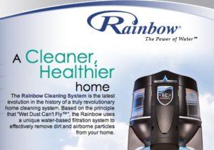 rainbow vacuum